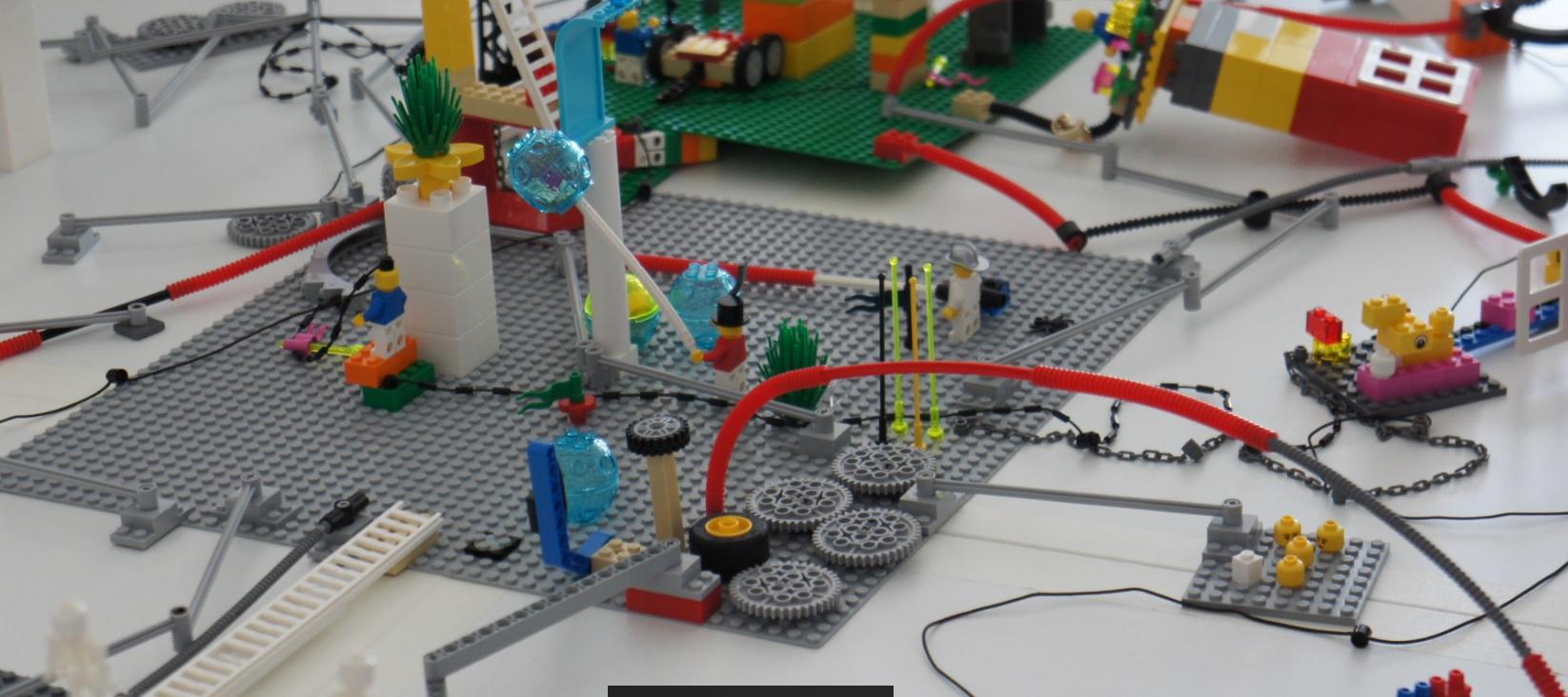 LEGO SERIOUS PLAY PAISAJE