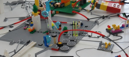 LEGO SERIOUS PLAY PAISAJE